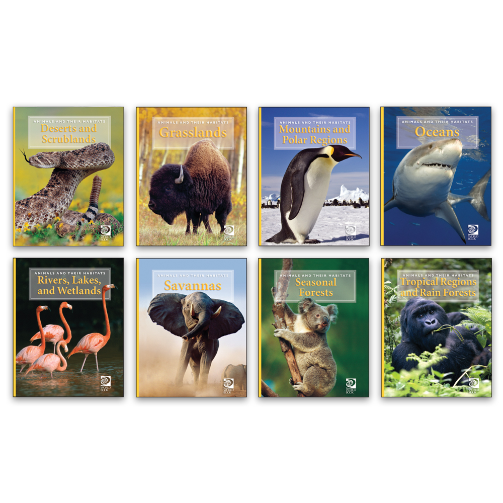Product Reviews for Animals and their Habitats