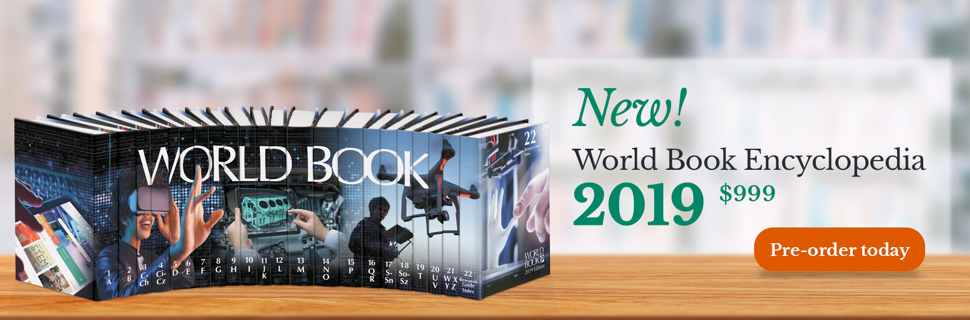 2019 World Book Encyclopedia
