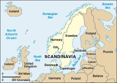 Language Monday: Scandinavia | World Book