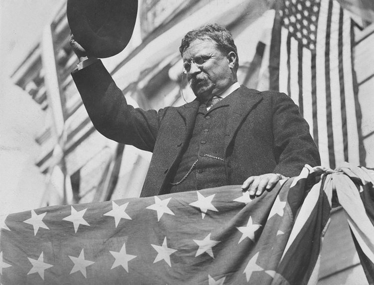 a biography of theodore roosevelt the president Theodore roosevelt, bynames teddy roosevelt and tr, (born october 27, 1858, new york, new york, us—died january 6, 1919, oyster bay, new york), the 26th president of the united states (1901-09) and a writer, naturalist, and soldier.