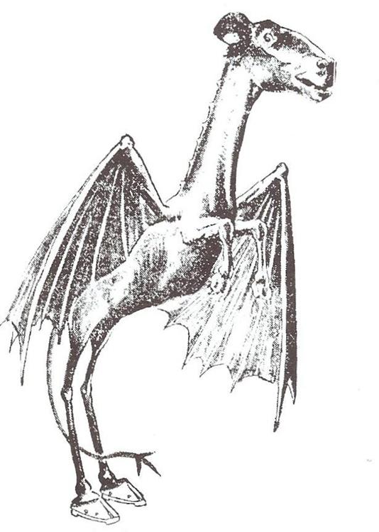 Halloween Monday: the Jersey Devil   World Book