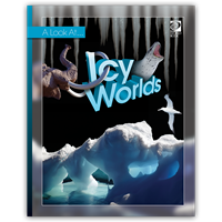 Icy Worlds cover