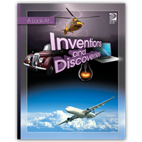 A Look At Inventions and Discoveries cover