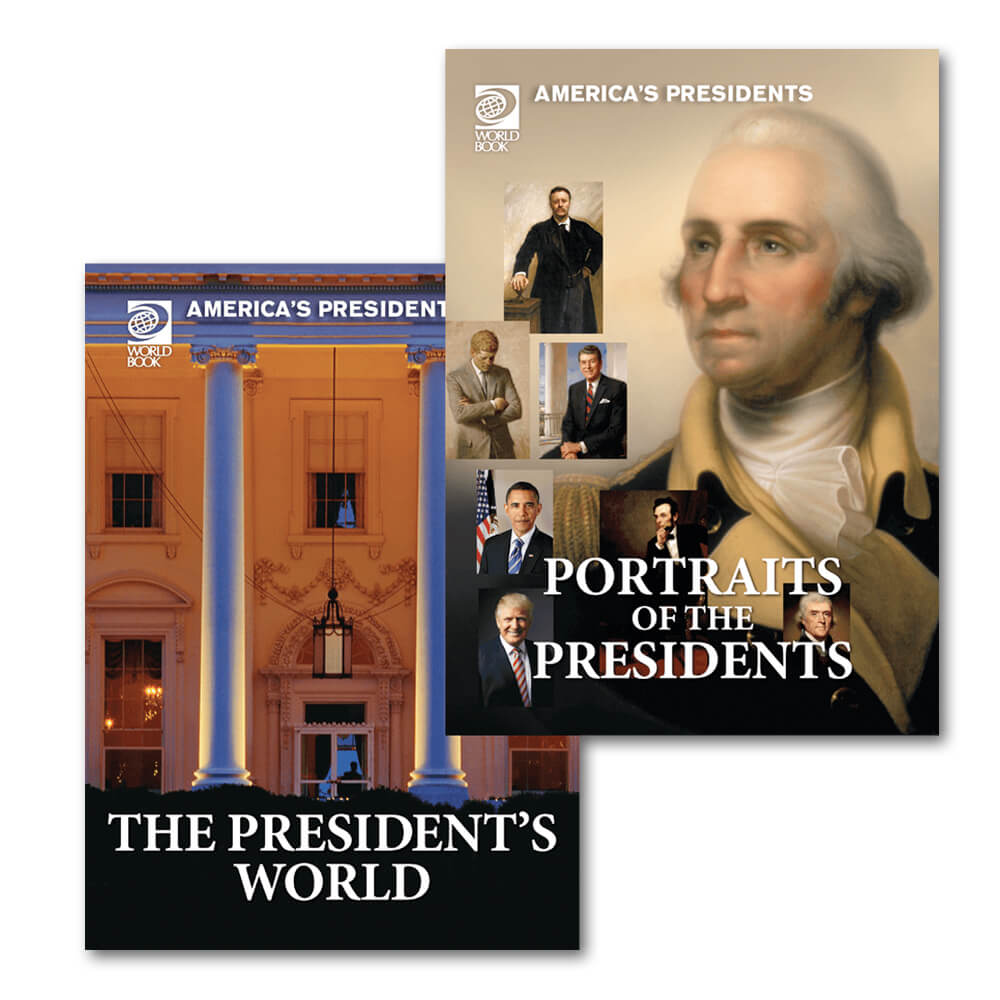 America's Presidents books