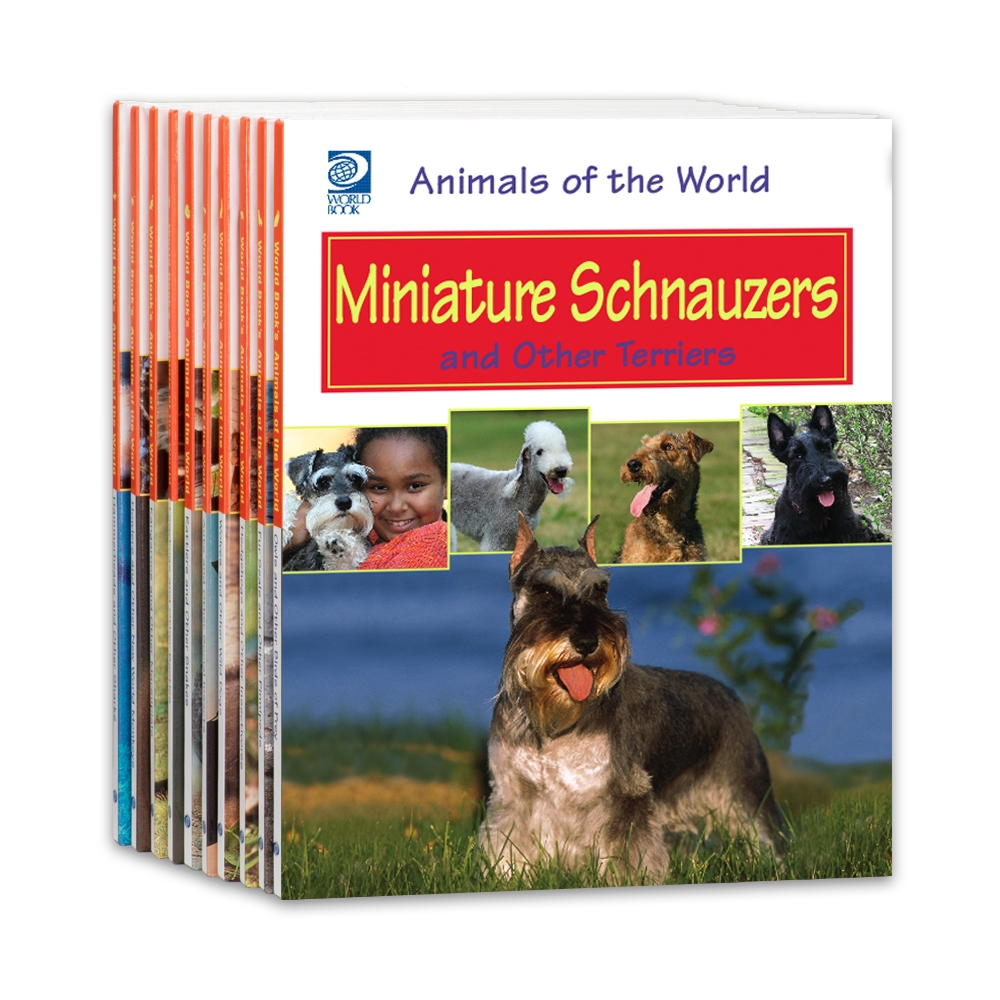 Animals of the World Special Bundle - S0413A
