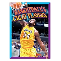 Basketball's Great Players cover