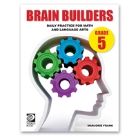 Brain Builders Grade 5 cover