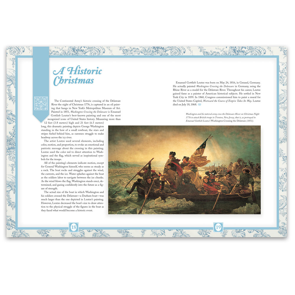 Christmas In America In The 1700 S And 1800 S Gift Set World Book