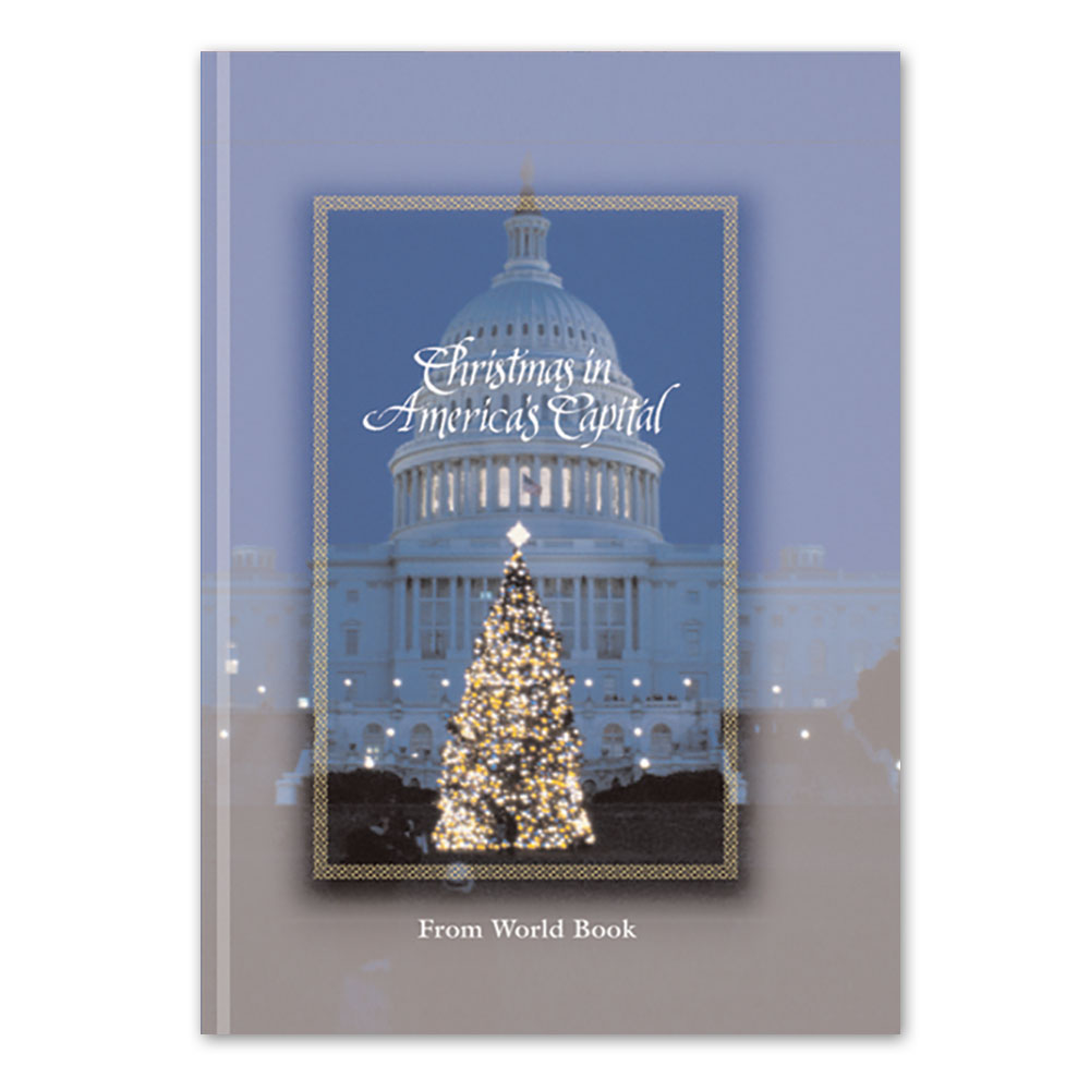 Christmas in America's Capital cover