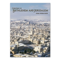 Christmas in Bethlehem and Jerusalem