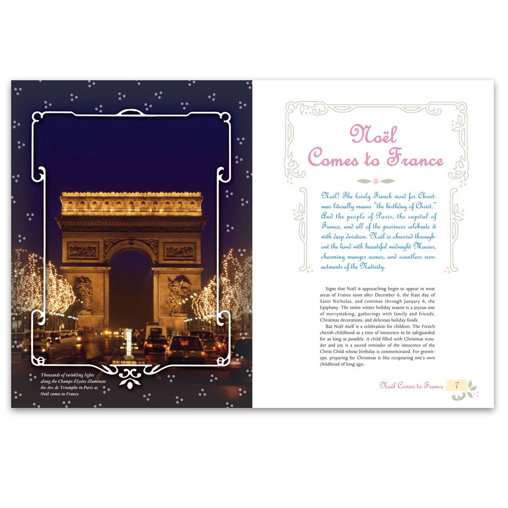 Christmas in Paris and the Provinces - 20228