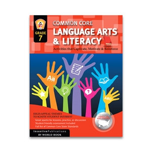 Common Core Language Arts and Literacy Grade 7