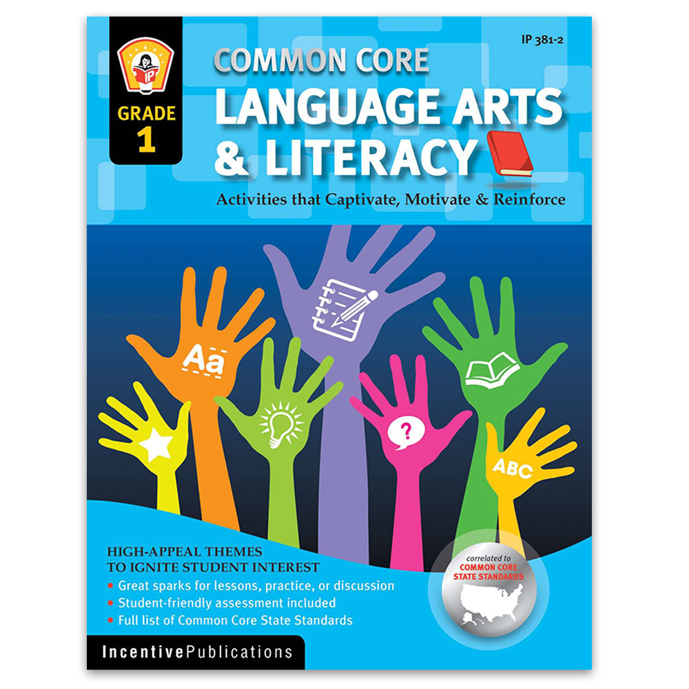 Common Core Language Arts and Literacy Grade 1