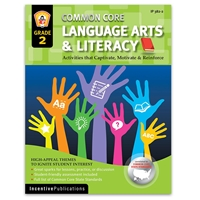 Language Arts and Literacy Grade 2 cover