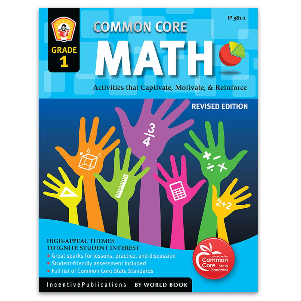 Common Core Math Grade 1