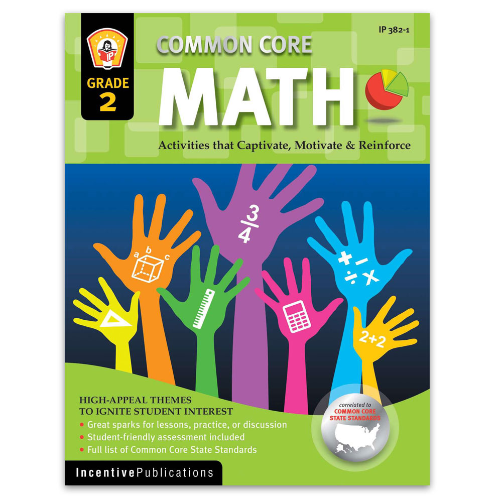 Common Core Math Learning for Grade 2 | World Book Store