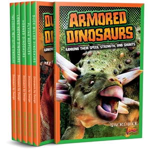 Dinosaurs by Design dinosaurs, interesting, reptiles, armored, non-fiction, world book