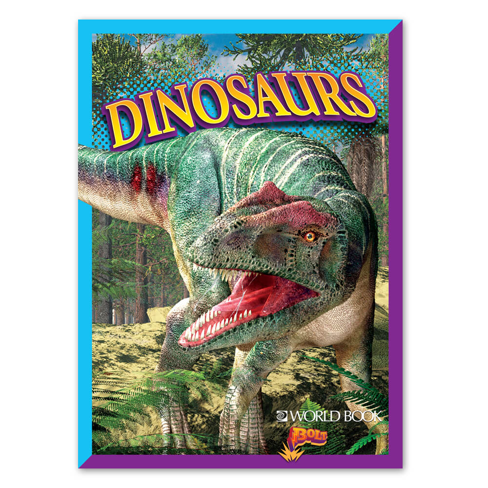 Dinosaurs Paperback | World Book - photo#34