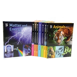Discovery Science Encyclopedia   STEM, Science, Animals, Earth, Human Beings, Matter, Energy, Plants, Technology, School, Libray, Homeschool, education