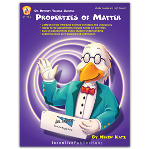 Dr. Birdley Teaches Science: Properties of Matter