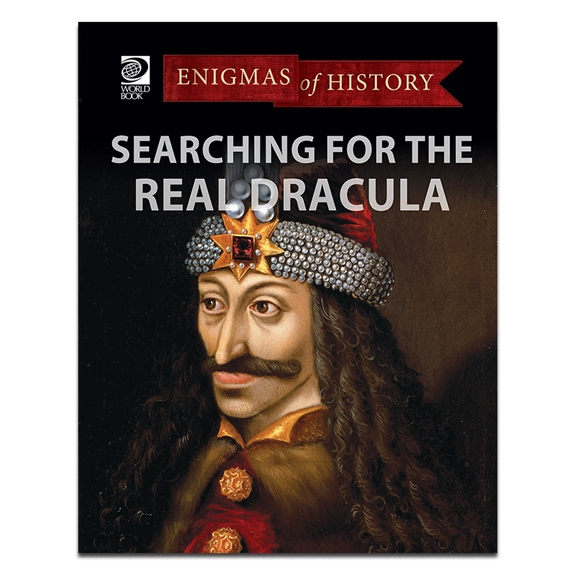 Searching for the Real Dracula cover