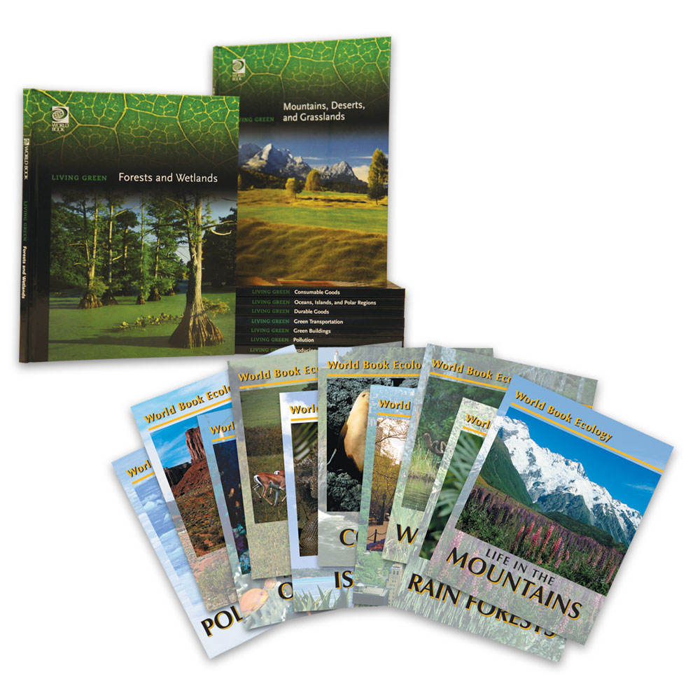 Ecology and Living Green Bundle