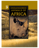 Endangered Animals of Africa cover
