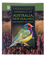 Endangered Animals of Australia, New Zealand, and Pacific Islands cover