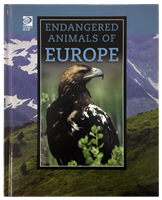 Endangered Animals of Europe cover