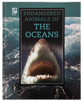 Endangered Animals of the Oceans cover