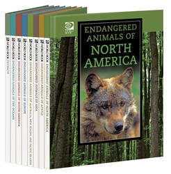 Endangered Animals and Extinct Animals of the World for Kids