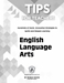 Tips for Teachers English Language Arts page