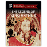 The Legend of King Arthur cover