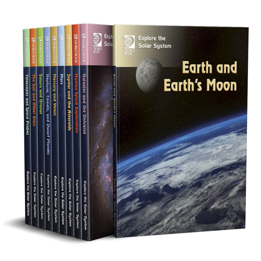 Explore the Solar System set