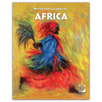 Famous Myths and Legends of Africa cover
