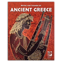 Famous Myths and Legends of Ancient Greece cover
