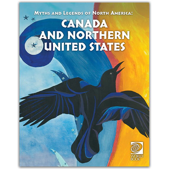 Famous Myths and Legends of Canada and Northern United States cover