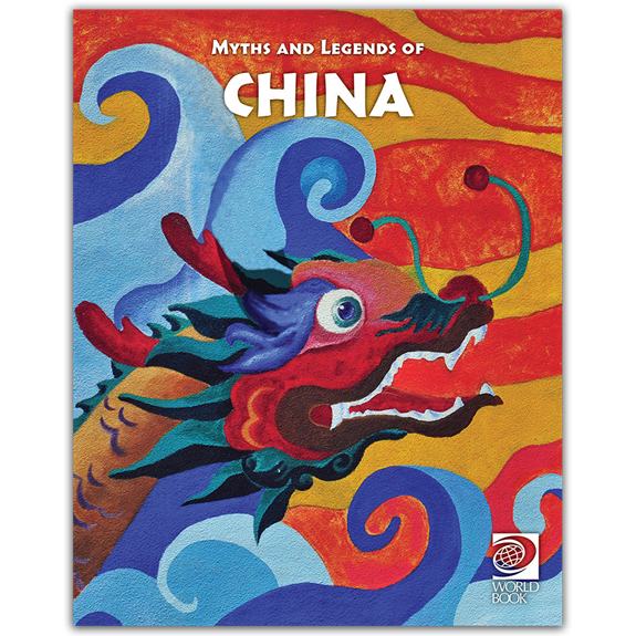 Famous Myths and Legends of China cover