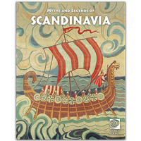 Famous Myths and Legends of Scandinavia cover
