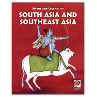 Famous Myths and Legends of South Asia and Southeast Asia cover