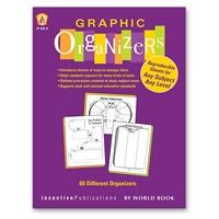 Graphic Organizers book cover