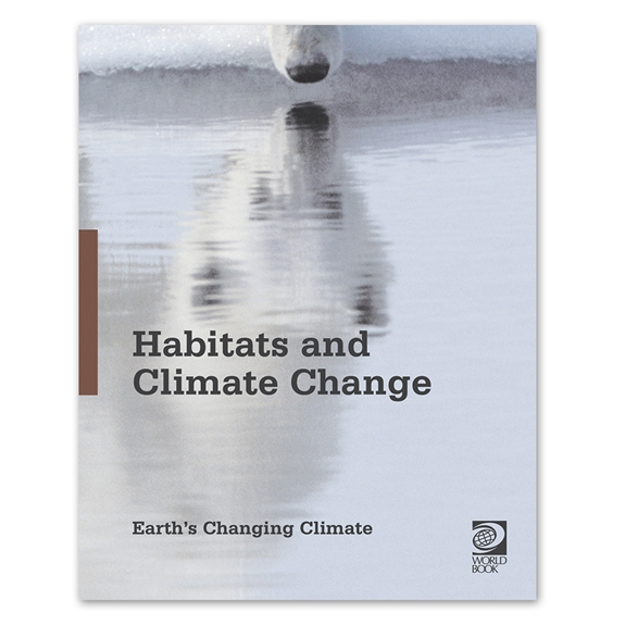 Habitats and Climate Change cover
