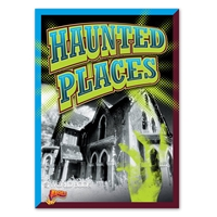 BOLT Haunted Places cover