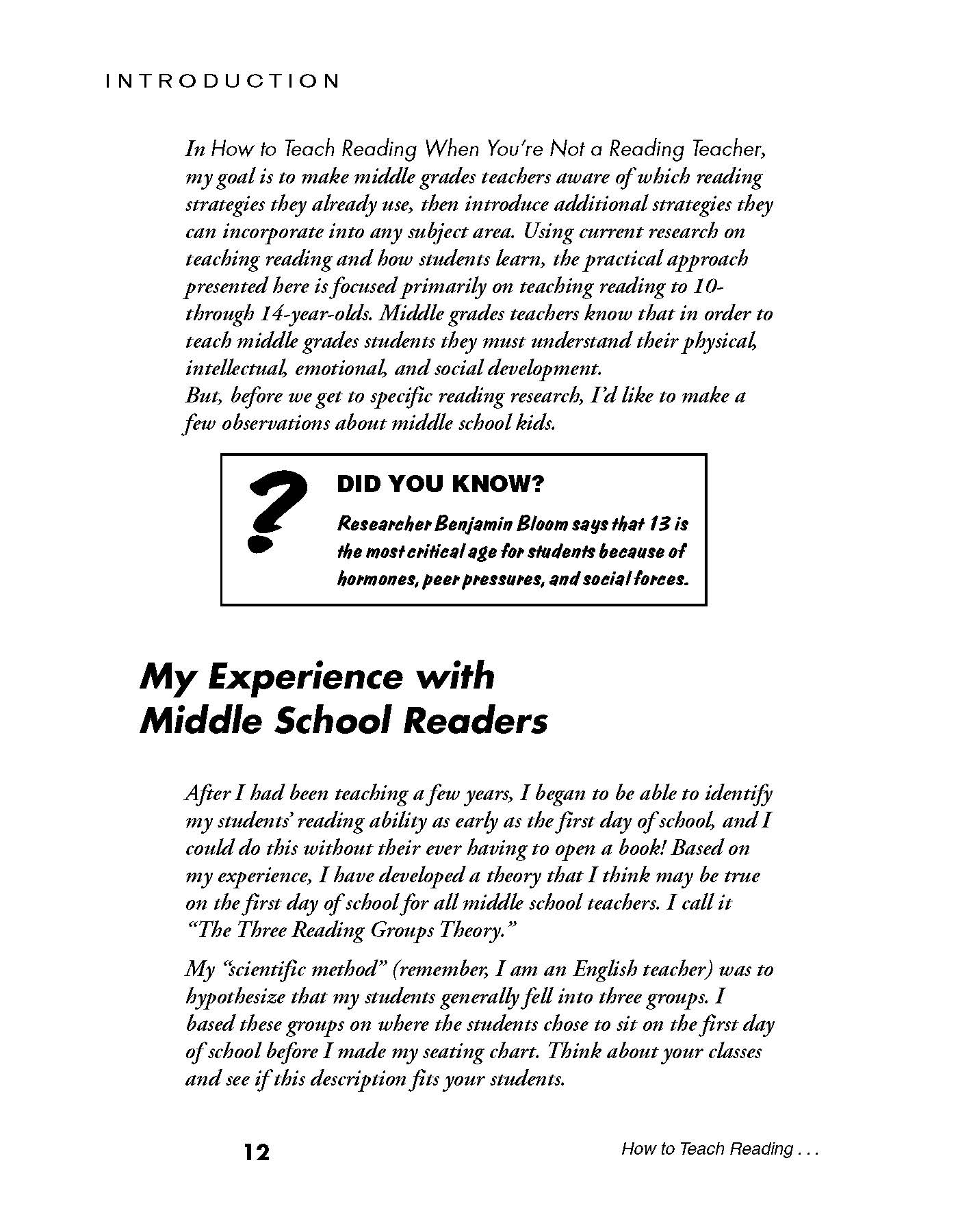 images How to Teach Reading