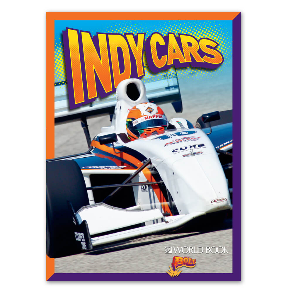 BOLT Indy Cars cover