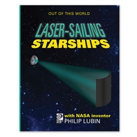 Laser-Sailing Starships cover