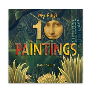 My First 10 Paintings cover
