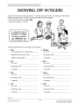 Basic Not Boring Middle Grades Pre-Algebra page
