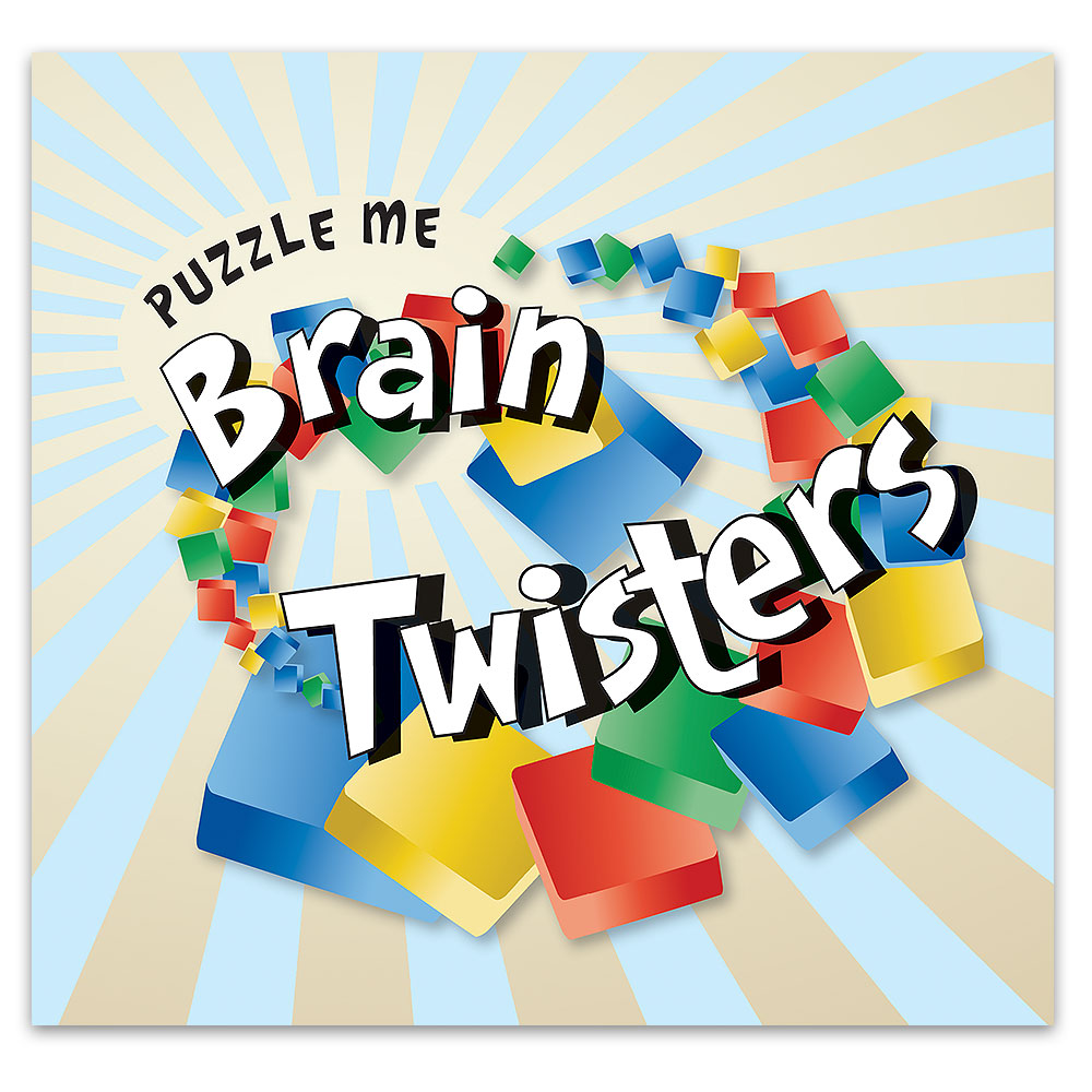 Puzzle Me: Brain Twisters | World Book