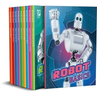Robots robots, stem, science, world book, autonomy of robots